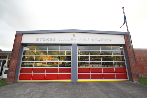 Stokes Valley Fire Station